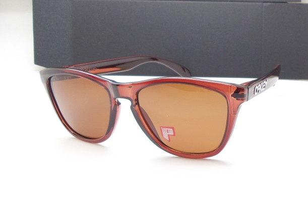 Frogskin Brown Clear Polarized