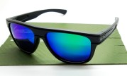 Oakley Breadbox Black Emerlard POLARIZED