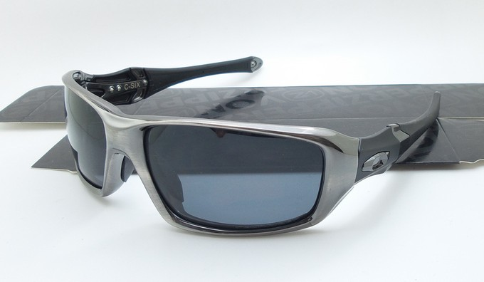 Oakley Elite C Six Tungsten Polarized