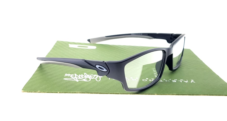 Frame Oakley Scalpel Matte Black Grey