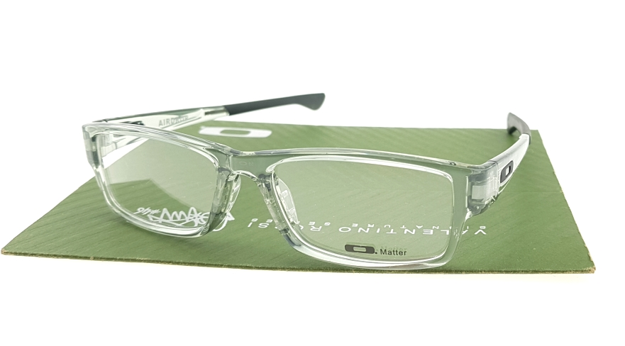 oakley crosslink zero grey shadow