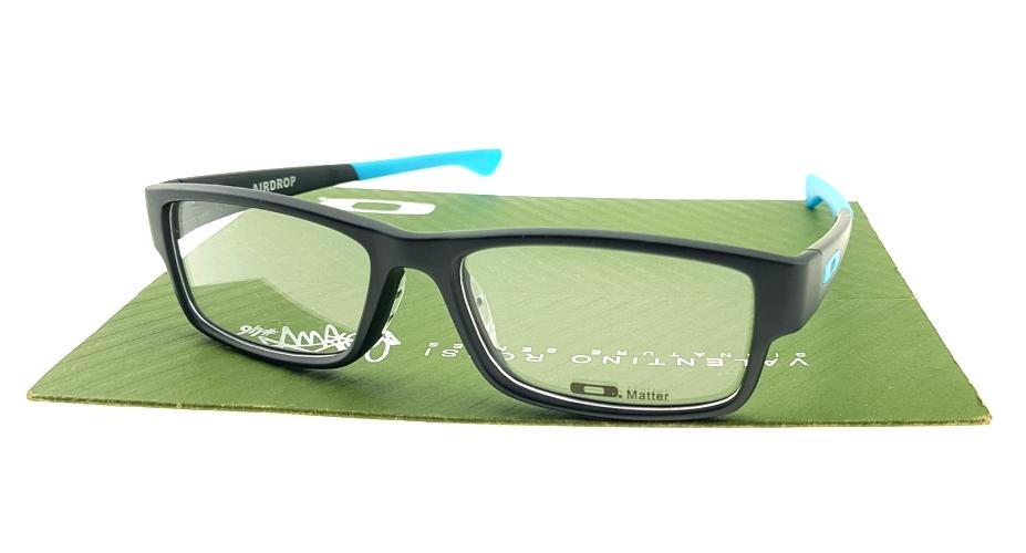 Frame Oakley Airdrop Satin Black Blue