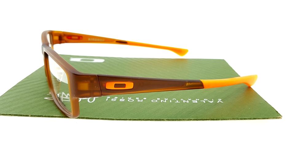 Frame Oakley Airdrop Satin Rootbeer