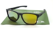 OAKLEY CATALYST Black Lens 24K