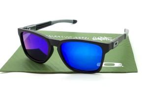 OAKLEY CATALYST Black Lens Blue
