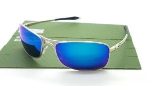 Crosshair 2.0 Silver Lens Blue