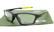 Crosslink Strike Sweep Satin Black Yellow