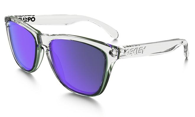 Frogskin Clear Blue Violet-2