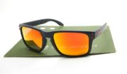 Holbrook Black Ducati Fire Polarized