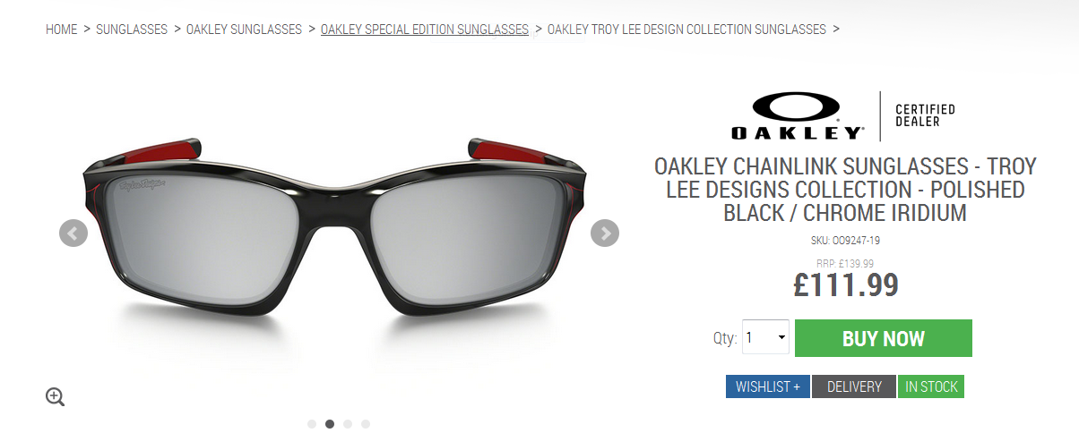 OAKLEY CHAINLINK C.16 (Troy Lee Design)-33 5c1a6807b6