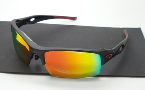 POLARIZED Magnum PS Matte Black Ducati 6 Lensa