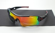 POLARIZED Magnum SB Polished Black Ducati 6 Lensa