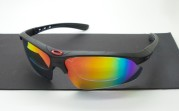 POLARIZED Quantum PS Matte Black 6 Lensa