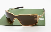 Probation Gold Lens Brown