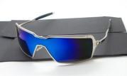 Probation Silver Lens Blue