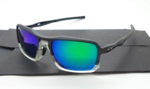 Triggerman Polished Black Lens Jade Iridium