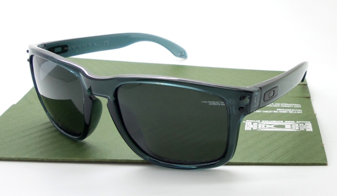 Holbrook Grey Trans Polarized