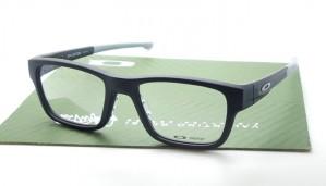 Oakley Frame Splinter Black Grey