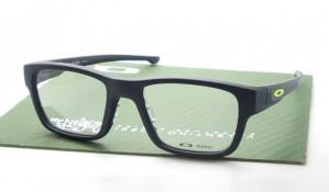 Oakley Frame Splinter Black Lime