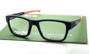 Oakley Frame Splinter Black Orange