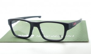 Oakley Frame Splinter Black Red Scuderia