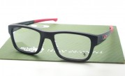 Oakley Frame Splinter Black Red Scuderia Ferrari