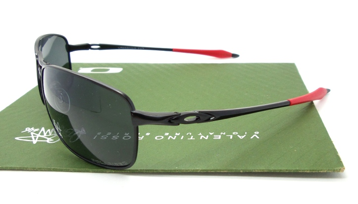 OAKLEY Crosshair 2.0 Black Red