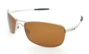 OAKLEY Crosshair 2.0 Silver Lens Brown