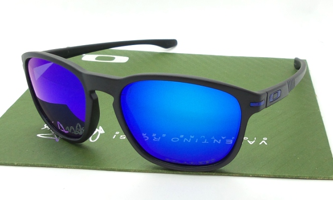 OAKLEY Enduro Black Blue Polarized