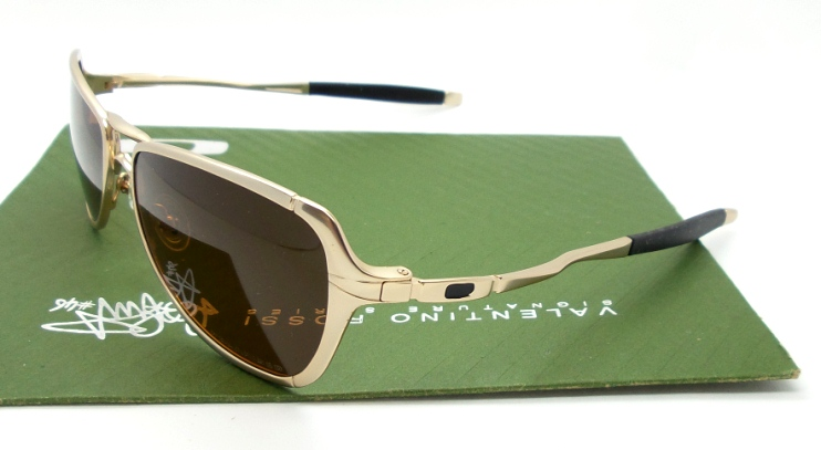 OAKLEY FELON GOLD POLARIZED