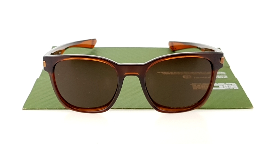 OAKLEY Garage Rock Brown Clear POLARIZED