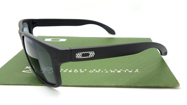 Oakley Holbrook Machinist Matte Black