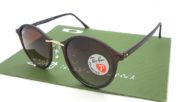 Ray Ban 4242 Round Light Ray Brown Lens Brown