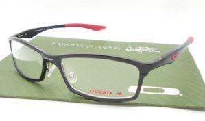 OAKLEY Bracket Aluminum Black Full Ducati