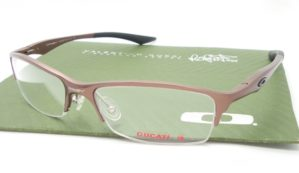 OAKLEY Bracket Aluminum Brown Half