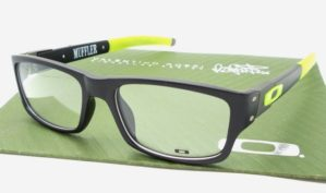 OAKLEY Muffler Matte Black Lime Green