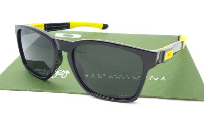 OAKLEY CATALYST Black VR 46 (Special Moto GP)