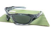 OAKLEY Monster Dog Grey Clear Polarized
