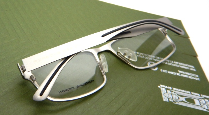 Porsche Design P8139 Silver-1