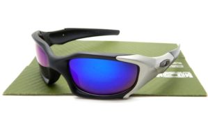 Oakley Pitboss Black (Blue Polarized)