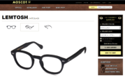 Moscot Lemtosh USA Matte Black