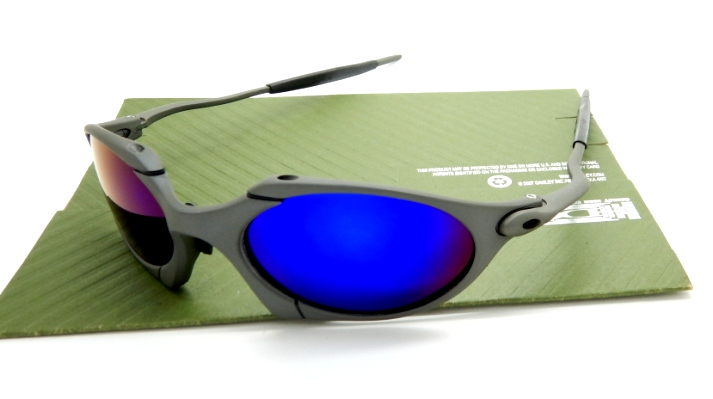 OAKLEY Romeo Carbon Lens Blue Polarized
