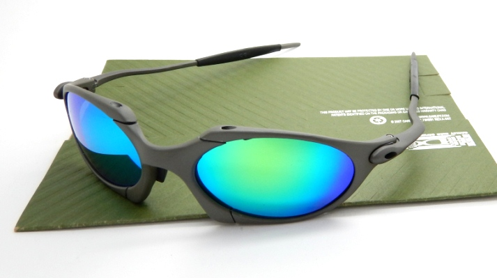 OAKLEY Romeo Carbon Lens Emerlard Polarized