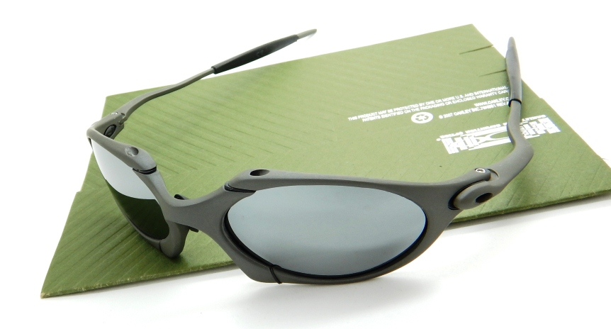 OAKLEY Romeo Carbon Lens Mirror Polarized