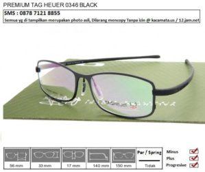PREMIUM TAG HEUER 0346 BLACK