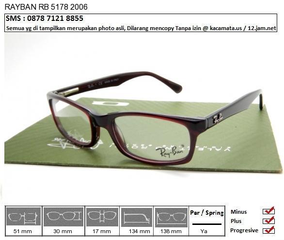 RAYBAN RB 5178 2006