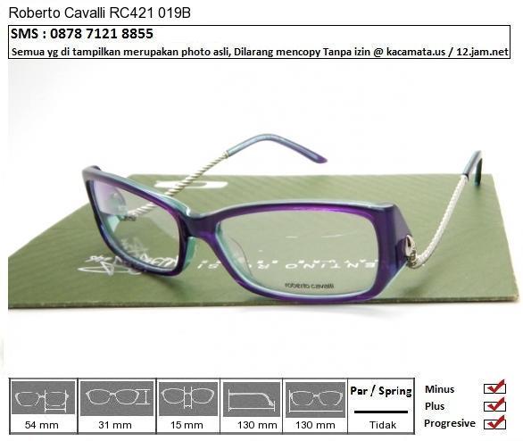 Roberto Cavalli RC421 019B