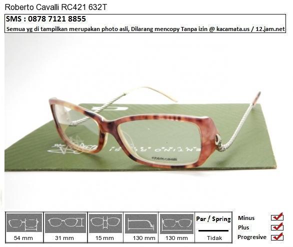 Roberto Cavalli RC421 632T