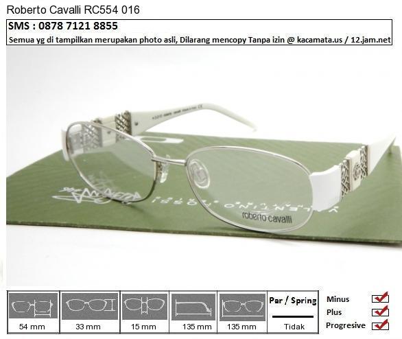 Roberto Cavalli RC554 016