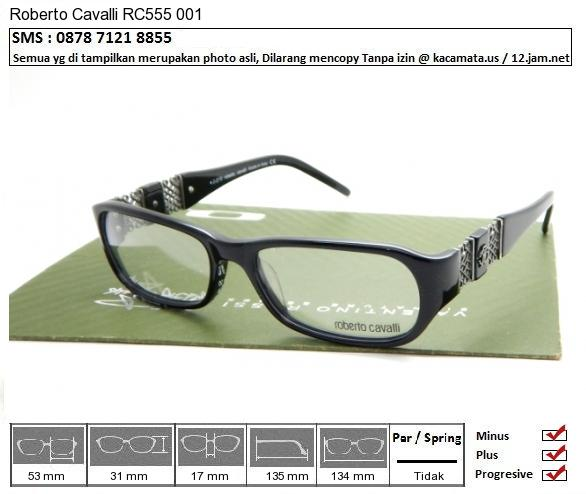 Roberto Cavalli RC555 001
